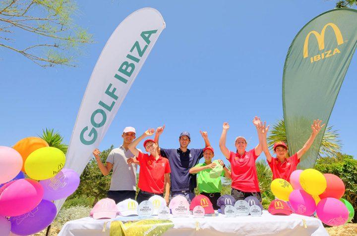 Final Pequecircuito Open McDonalds Ibiza y Fin de Curso Academia Infantil