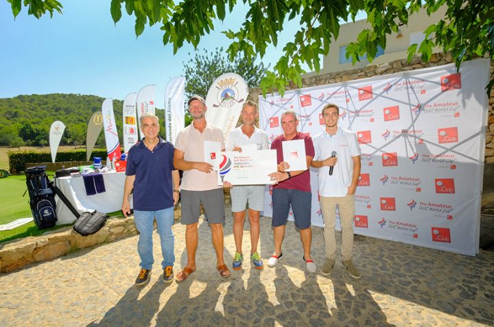 The Amateur Golf World Cup- The first Le Club Tournament at Golf Ibiza