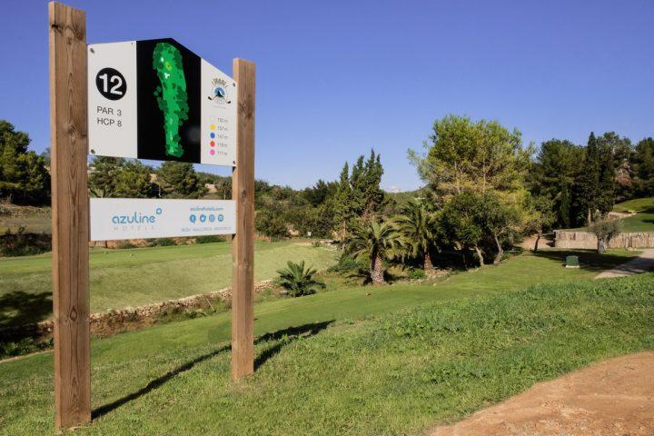 Hoyo 12 <span>La Roca</span>
