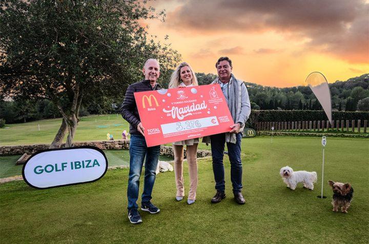 3.276 euros recaudados durante el II Torneo Solidario de Navidad