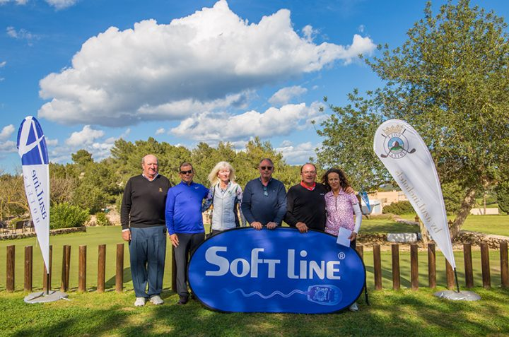 II Balear Senior Golf Tournament – SOFT LINE 2018