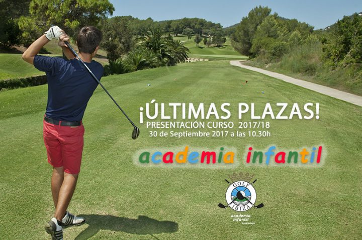 Presentation of the 2017/18 course – Golf Ibiza Childrens Academy