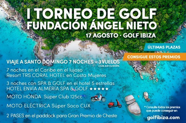 Convocatoria I Torneo Fundación Ángel Nieto