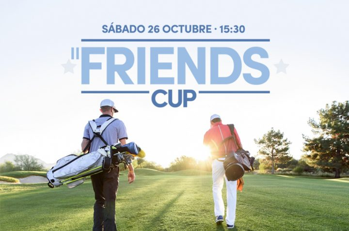 Convocatoria al II Torneo Friends Cup
