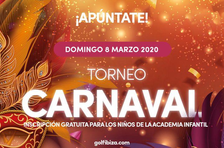 Convocatoria al Torneo de Carnaval 2020 (Academia Infantil)