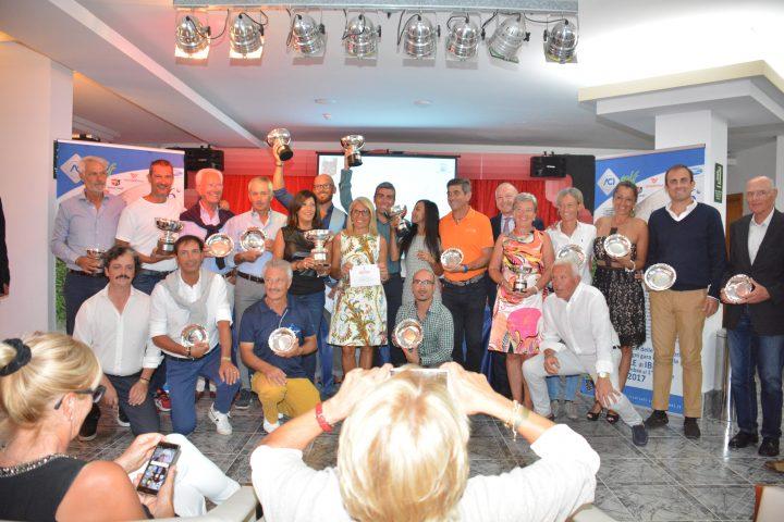Ganadores Soci Aci 2017, Golf Ibiza