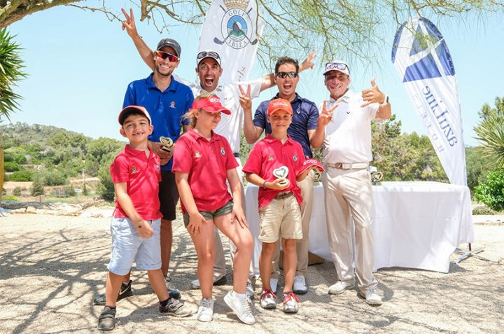 Golf Ibiza's Children's Academy School Year End Tournament