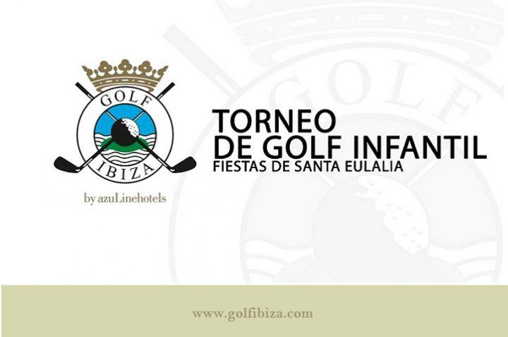 Torneo de Golf Infantil Fiestas de Santa Eulalia