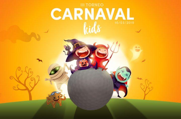 Convocatoria al III Torneo Carnaval Kids