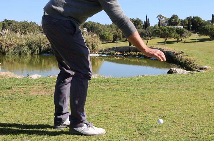 """Nuevas Reglas de Golf """"Cambios en la forma de dropar"""""""