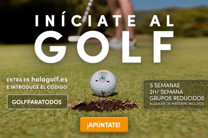 Cursos de Iniciación al Golf