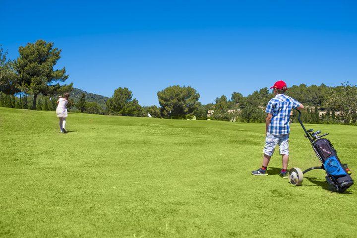 Academia Infantil de golf, Ibiza