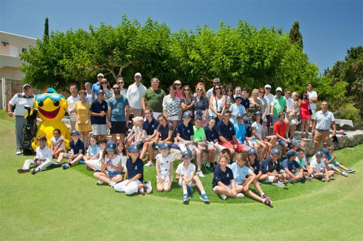 End of Course Children's Tournament